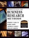 Essentials Of Business Research Methods - Joseph F. Hair Jr., Phillip Samouel, Arthur H. Money