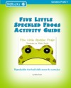 Five Little Speckled Frogs Activity Guide - Nikki Smith