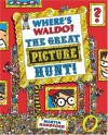 Where's Waldo? The Great Picture Hunt - Martin Handford