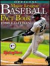Official Major League Baseball Fact Book 1998 (Serial) - Ron Smith