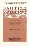 Johannic Baptism - James Wilkinson Dale, Robert Countess