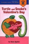 Turtle and Snake's Valentine - Kate Spohn
