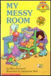 My Messy Room: My First Hello Reader! - Mary Packard