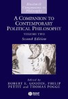 A Companion to Contemporary Political Philosophy (Blackwell Companions to Philosophy) - Robert E. Goodin, Philip Pettit, Thomas W. Pogge, David Dyzenhaus