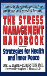 Stress Mgmt Handbk - Chris Rojek, Leyden-Rubens
