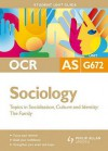 OCR Sociology Unit G672: Family - Dave Aiken