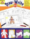 Draw...Then Write, Grades 4-6 - Joy Evans, Jo Ellen Moore