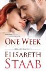One Week (HaleStorm #1) - Elisabeth Staab