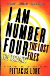 The Legacies - Pittacus Lore