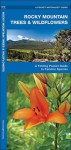 Rocky Mountain Trees & Wildflowers: A Folding Pocket Guide to Familiar Species - James Kavanagh, Raymond Leung