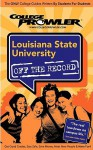 Louisiana State University - Kim Moreau, Meghan Dowdell, Adam Burns