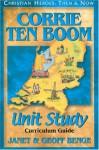 Corrie Ten Boom: Curriculum Guide - Janet Benge, Geoff Benge