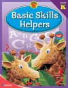 Brighter Child Basic Skills Helpers, Grade K - School Specialty Publishing, Brighter Child