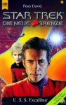 Star Trek. Die Neue Grenze 02. U.S.S. Excalibur - Peter David