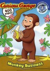 Monkey Business (Curious George) - Walt Disney Company, Rudy Obrero