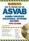 How to Prepare for the ASVAB - Barron's Educational Series