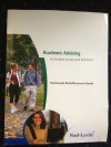 Academic Advising for Student Success and Retention - Michael Houland, William McGuire, David Crockett, Edward Anderson