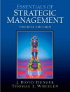 Essentials of Strategic Management (4th Edition) - J. David Hunger, Thomas L. Wheelen
