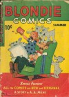 Blondie Comics #2 - Chic Young, A.A. Milne