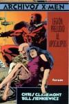 Archivos X-Men: Legión, preludio al Apocalipsis - Chris Claremont, Bill Sienkiewicz