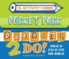 Pocket Packs: Doodles 2 Do - Deborah Zemke