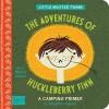 Adventures of Huckleberry Finn: A BabyLit® Camping Primer - Jennifer Adams, Alison Oliver