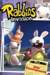 New Developments (Rabbids Invasion: Case File #2) - David Lewman, Patrick Spaziante