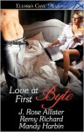 Love at First Byte - J. Rose Alister, Remy Richard, Mandy Harbin