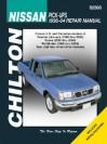 Nissan Pick-Ups Repair Manual: 1998-2004 - Jeff Kibler