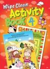 Wipe Clean Activity Book 4 - Juliet David, Marie Allen