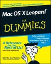 Mac OS X Leopard for Dummies - Bob LeVitus