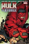 Hulk, Vol. 4: Hulk vs. X-Force - Jeph Loeb, Ian Churchill, Whilce Portacio
