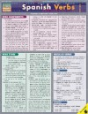CHART: Spanish Verbs Laminate Reference Chart (Quickstudy: Academic) - NOT A BOOK