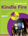 Kindle Fire in easy steps (Get going with) - Nick Vandome