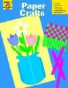 Paper Crafts: Grades 1-6 - Jo Ellen Moore