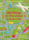 100 Things for Little Children to Do on a Trip (Activity Cards) - Catriona Clarke, Non Figg