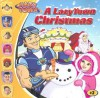 A LazyTown Christmas (Lazytown (8x8)) - Artful Doodlers