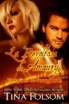 La Revoltosa de Amaury (Vampiros de Scanguards) (Spanish Edition) - Tina Folsom, Gely Rivas