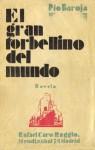 El gran torbellino del mundo - Pío Baroja