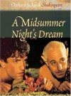 A Midsummer Night's Dream (Oxford School Shakespeare-Lernmaterialien) - Roma Gill, William Shakespeare