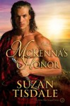 McKenna's Honor, A Novella, Book Four of The Clan MacDougall Series - Suzan Tisdale