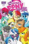 My Little Pony: Friendship Is Magic #10 - Katie Cook, Andy Price