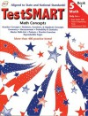 TestSMART for Math Concepts Grade 5: Help for Basic Math Skills, State Competency Tests, Achievement Tests - Lori Mammen