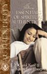 Six Essentials of Spiritual Authenticity - Karen Lee-Thorp, Jan Johnson