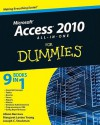Access 2010 All-In-One for Dummies - Alison Barrows, Margaret Levine Young, Joseph C. Stockman
