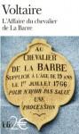 L'Affaire du chevalier de La Barre/ L'Affaire Lally - Voltaire, Jacques Van den Heuvel