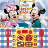 Disney Mickey Mouse Clubhouse Cooktop Sound Book: Let's Cook - Publications International Ltd.