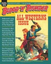 Blood 'n' Thunder: Winter 2012: All-Westerns Double Issue (Volume 32) - Max Brand, Ed Hulse, Will Murray