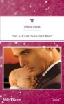 Mills & Boon : The Sarantos Secret Baby (Billionaires and Babies) - Olivia Gates
