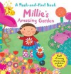 Millie's Amazing Garden: A Peek-And-Find Book. [Illustrated by Jo Brown] - Jo Brown